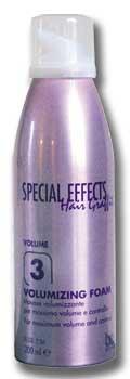 Объемная пена для волос № 3