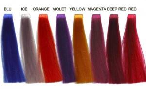 Профессиональный краситель BES Movie Colors